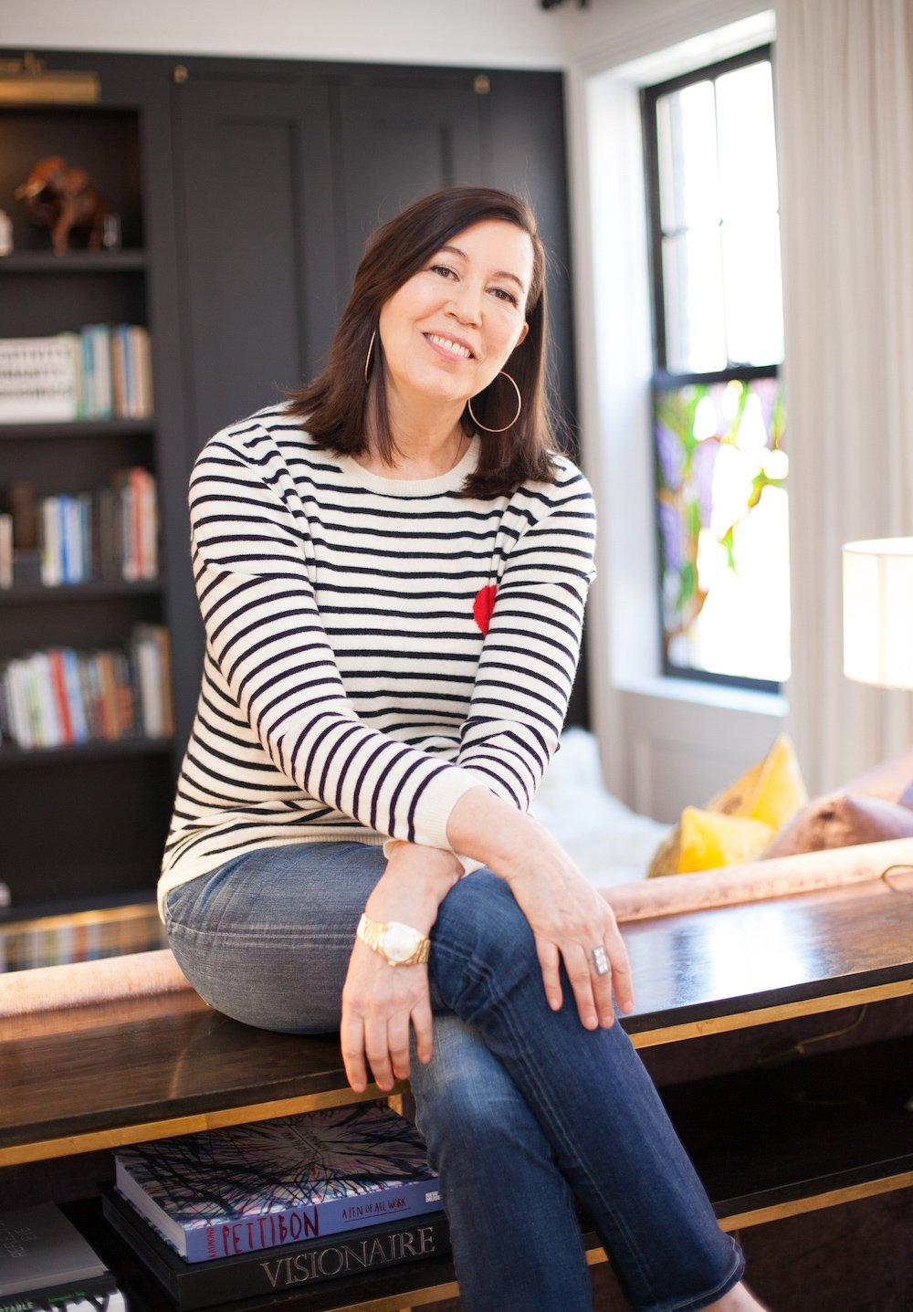 Author Sara Arnell